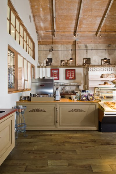 Costeaux french bakery shawn e hall designs for Building a new kitchen