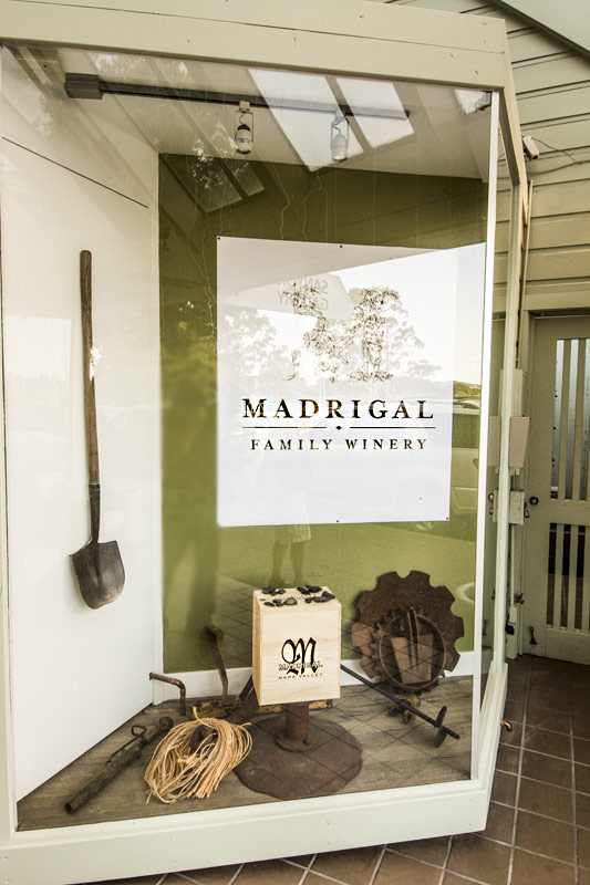 Madrigal Sausalito Tasting Room and Gallery